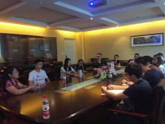 Dr. Yan Liu Talk